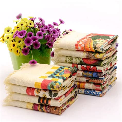Kitchen Towels Wholesale by Buy Wholesale Terry Kitchen Towel From China Terry