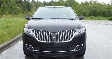 lincoln mkx  review  cars  trucks