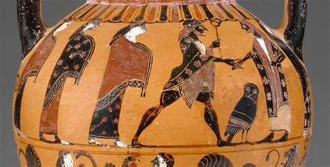 scenes   trojan war historynet