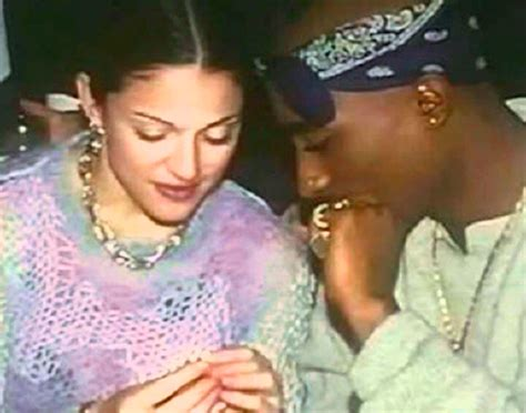 tupacs brother details  relationship  madonna