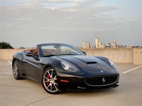 Authorized ferrari dealer ferrari of san diego has a wide choice of new and preowned ferrari cars. 2014 Ferrari California Roadster for Sale in Austin, TX - CarGurus
