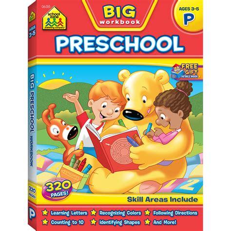 big preschool workbook gets ready for success 349 | 06315 02 15 c2014 0