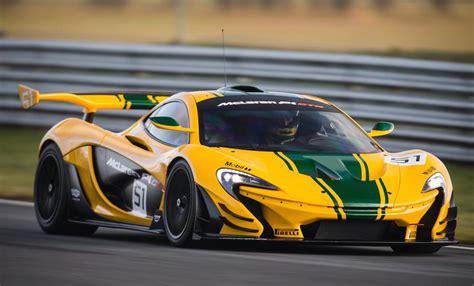 Bruno Senna To Coach Mclaren P1 Gtr Customers