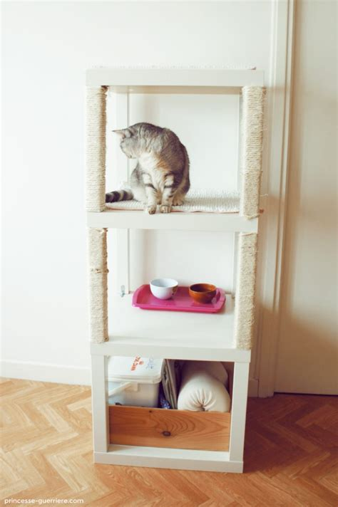 cat tree condo with hammock etikaprojects com do it yourself project