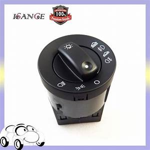Isance Headlight Control Head Light Switch 8e0941531c For