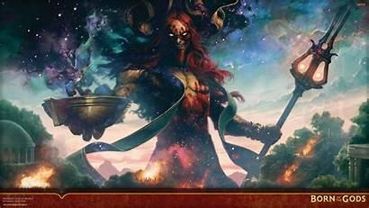 Magic Gathering Xenagos God Mtg Wallpapers Revels