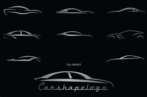 Car Wallpapers Free Psd Files Silhouette by Car Shapes For Logos 2 Shapes For Graphic Design