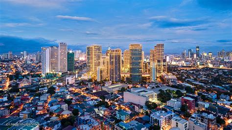 Manila-capital Of The Philippines-everything You Need