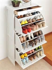 Grand Meuble A Chaussure by Vertical Shoe Storage Interesting Ideas For Home