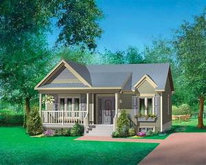 Lovely, Two-bedroom, Home, Plan, -, 80630pm