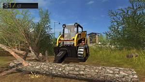 Caterpillar 262b Skid Steer Pack V 1 0  U2013 Fs17 Mods