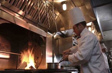 Kitchen Fire Suppression Systems   Total Fire Protection