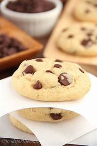 The Ultimate Healthy Soft & Chewy Chocolate Chip Cookies ...