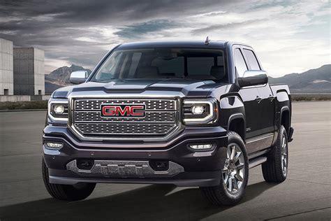gmc sierra denali capable pickup truck needing
