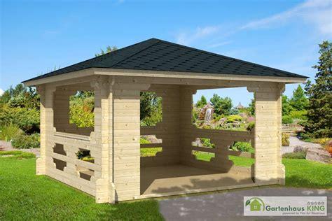 Garten Pavillon by Pavillon Ibiza 70 Gartenhaus King De