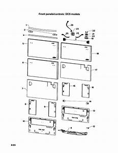 Dcs Dynamic Cooking Systems  Dishwasher Parts