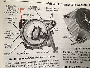 Wiper Motor Interchange List With Part Numbers  Years  Body Styles