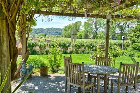 country backyards wine country backyard outdoor oasis pinterest