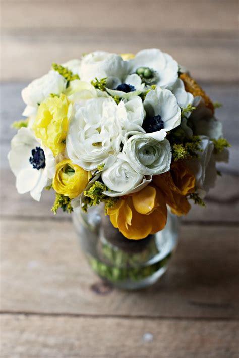 Lemon Charcoal Navy Rustic Real Wedding Onewed