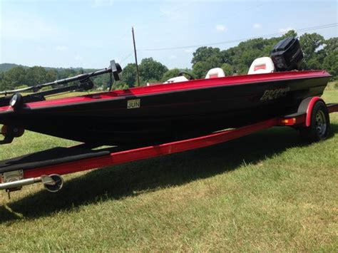 Purple Bass Boat by Power Your Classifieds Bullet Bass Boat
