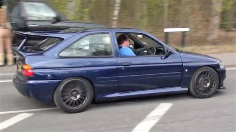 ford escort rs cosworth  wheels day  youtube