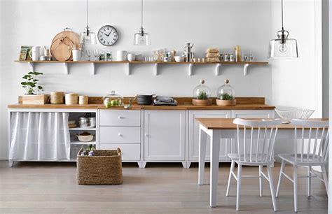 meuble cuisine scandinave meubles de cuisine en bois archives le déco de mlc