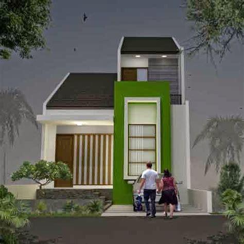 kumpulan contoh foto gambar desain rumah mungil