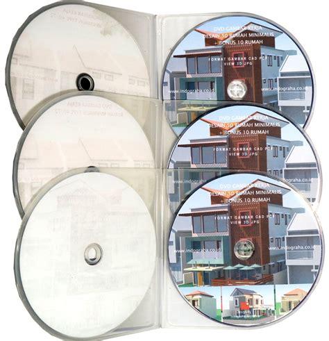 jual dvd gambar kerja  desain rumah minimalis dua lantai