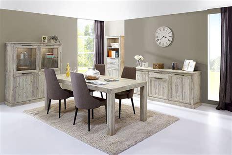 ensemble de canapé meubles de salle manger couleur acacia gris contemporains