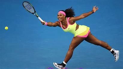 Maria Sharapova Serena Williams Vogue Australian Open