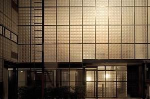 Maison De Verre : la maison de verre chareau on the fa ade solution ~ Watch28wear.com Haus und Dekorationen
