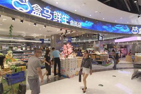 Alibaba Group's Hema Supermarkets: China's 'New Retail ...