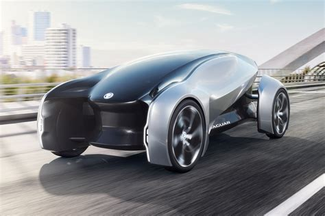 Autonomous Jaguar Futuretype Concept Revealed  Auto Express