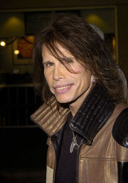 Steven Tyler Makes First Ever Visit to the Playboy Mansion