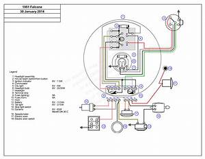 A3 Colour Laminated Wiring Diagrams