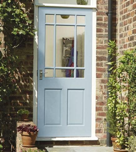 doors ideas  pinterest painted exterior