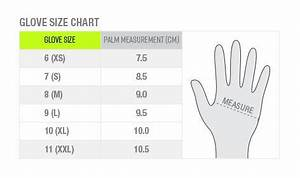 Zhik Gloves Size Chart Boating Closeout