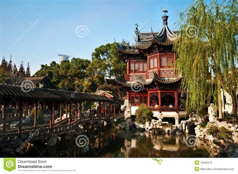 casa cinese casa da t 232 cinese tradizionale immagine editoriale