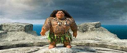 Maui Moana Haka Welcome Youre 1080p Giphy