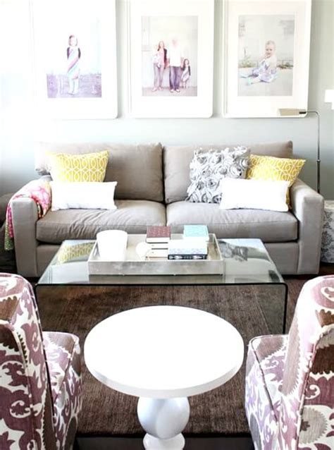 Small Couches For Rooms by Ideas For Small Living Room Furniture Arrangements