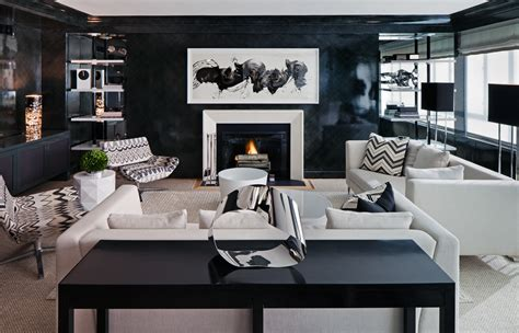 And Black Living Room Decorating Ideas by Dramatic Black Ideas For Painting A Living Room Ifresh