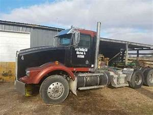 Kenworth  1988    Daycab Semi Trucks