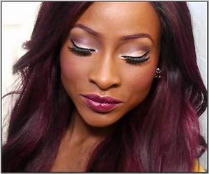 How To Pick Right Hair Color For Dark Skin Beauty