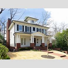 Treasured Home In Beautiful Ansley Park  Atlanta Fine