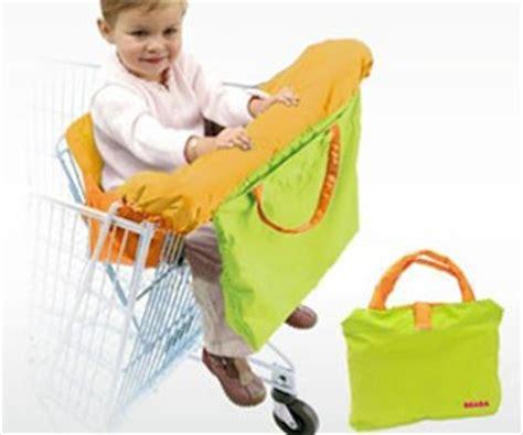 protege siege caddie supermarché comment occuper bébé en courses 0 1 an les dégourdis