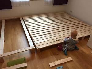 Bett Auf Boden : 1000 ideen zu familienbett auf pinterest ~ Markanthonyermac.com Haus und Dekorationen