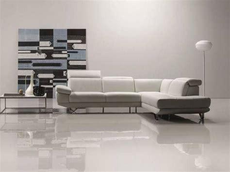 natuzzi canap 233 d angle cuir brun fonc 233 sous garantie fauteuils divans