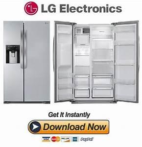 Lg Gsl325pzcv Service Manual  U0026 Repair Guide