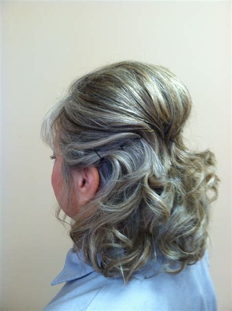 mother bride side view paul hyland salon day