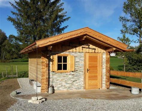 Gartenhaus Aus Holz by Gartenh 228 User Aus Eigenerzeugnis Holz